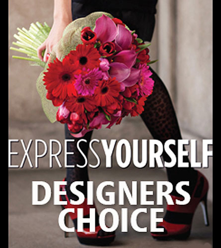 Designers Choice in Kelowna BC, Enterprise Flower Studio
