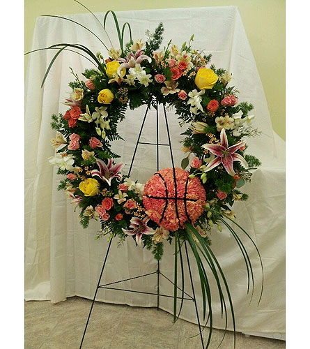 Unique Specialty Tributes in Charlotte NC, Wilmont Baskets & Blossoms