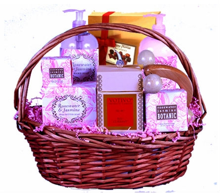 Bath & Body Gift Basket in Birmingham AL, Norton's Florist