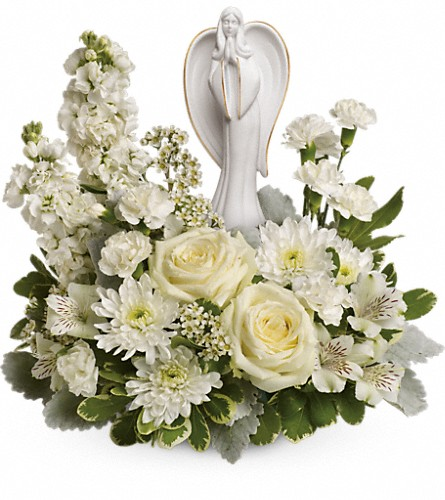 Teleflora's Guiding Light Bouquet in Baltimore MD, Raimondi's Flowers & Fruit Baskets