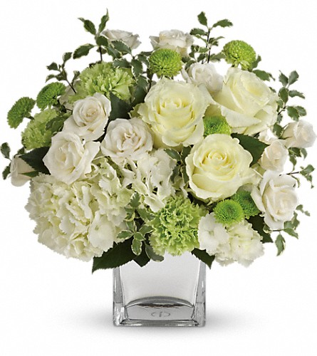 Teleflora's Shining On Bouquet in Olean NY, Mandy's Flowers