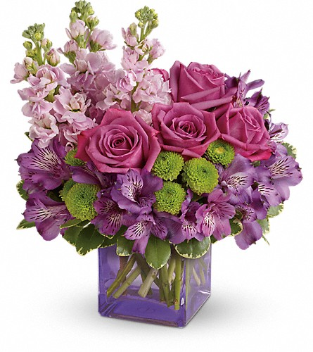 Teleflora's Sweet Sachet Bouquet in Maple Ridge BC, Westgate Flower Garden