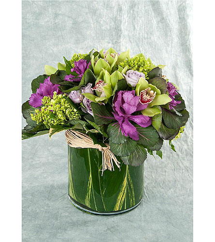 Shades of Purple in Great Neck NY, United Floral