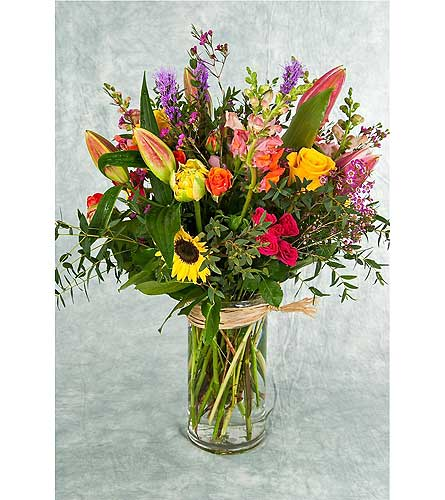 Full Colorful Mix in Great Neck NY, United Floral