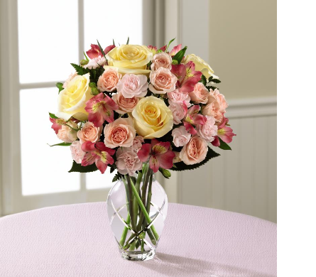 The FTD Summer Garden Bouquet  in Arizona, AZ, Fresh Bloomers Flowers & Gifts, Inc
