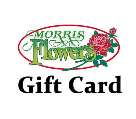 Gift Card in Creston BC, Morris Flowers & Greenhouses