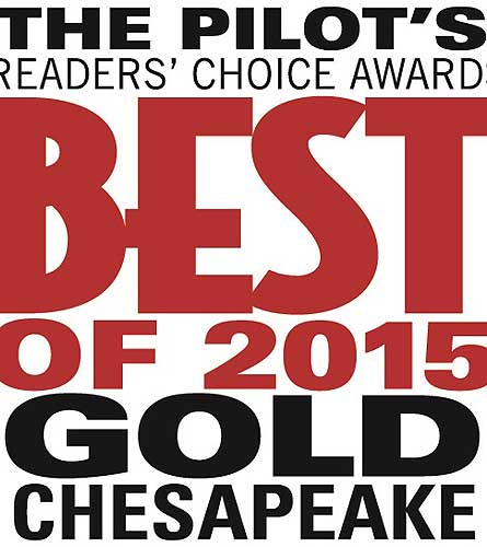 Best Of 2015 in Chesapeake VA, Greenbrier Florist