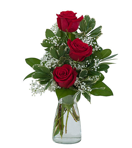 Simply Roses in Lewistown PA, Deihls' Flowers, Inc