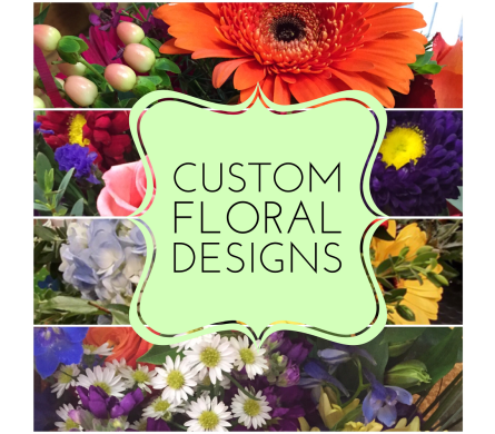 Custom Floral Design in Princeton, Plainsboro, & Trenton NJ, Monday Morning Flower and Balloon Co.