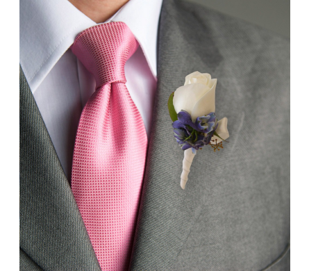 Wedgewood Boutonniere in Dallas TX, In Bloom Flowers, Gifts and More