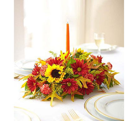 FIELDS OF EUROPE FOR FALL CENTERPIECE in Yelm WA, Yelm Floral