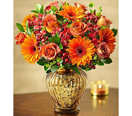 In Love With Fall Bouquet in Mission Viejo CA, Conroy's Flowers