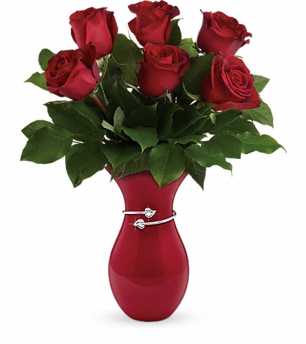 Teleflora's Gift From The Heart Bouquet in Wolfville NS, Buds & Bygones Shops Ltd