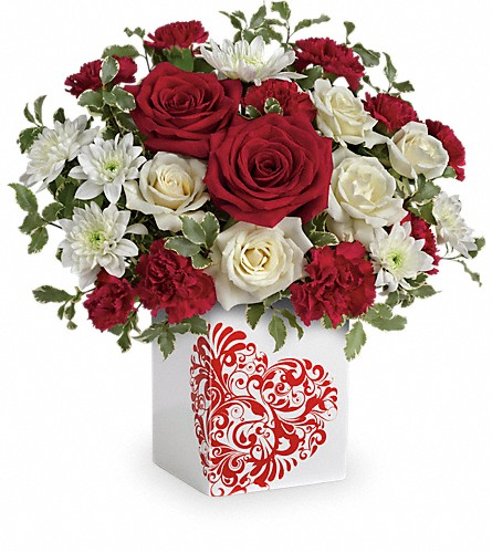 Teleflora's Best Friends Forever Bouquet in Ashford AL, The Petal Pusher