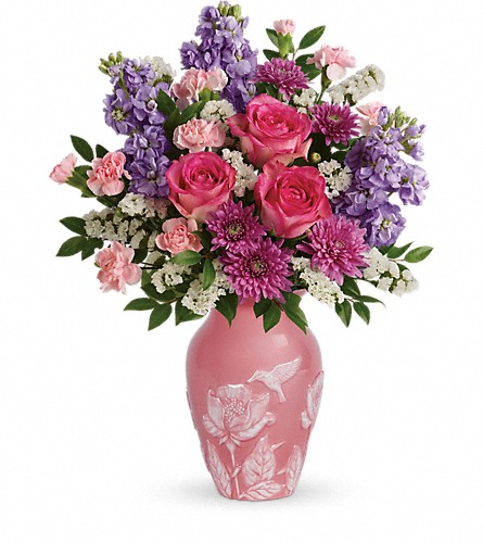 Teleflora's Love And Joy Bouquet in Williamsport MD, Rosemary's Florist