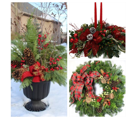 Christmas Workshops in Nepean ON, Greenbank Flowers and Gifts