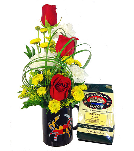 A Pinch of Maryland in Baltimore MD, Raimondi's Flowers & Fruit Baskets