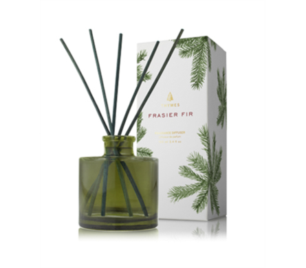 Frasier Fir by Thymes Reed Diffuser Set in Little Rock AR, Tipton & Hurst, Inc.