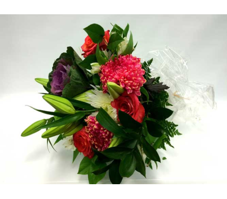Hand-tied Bouquet in Belleville ON, Live, Love and Laugh Flowers, Antiques and Gifts