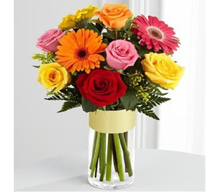 Roses & Gerbera Daisies in Indianapolis IN, George Thomas Florist