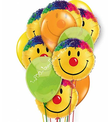 Smiles Miles Wide Balloons in 1-800 Balloons NV, 1-800 Balloons