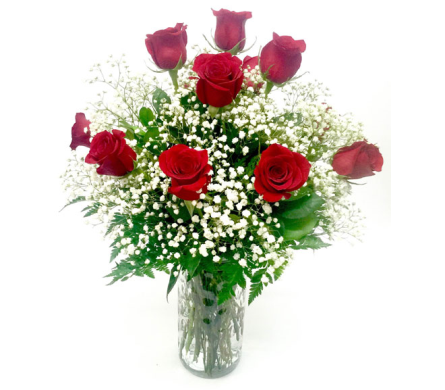 The Waltham Classic Dozen (Red) in Waltham MA, Waltham's Florist
