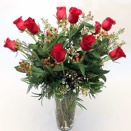 Executive Rose Arrangement in Loveland CO, Forever Flowers Loveland