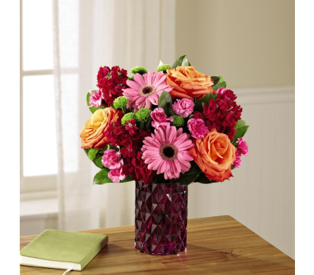 The FTD® Brightly Bejeweled™ Bouquet in Arizona, AZ, Fresh Bloomers Flowers & Gifts, Inc