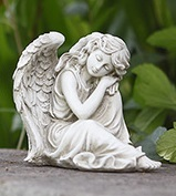 Sleeping Angel in Perrysburg & Toledo OH - Ann Arbor MI OH, Ken's Flower Shops