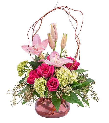 Oh, Beautiful Blooms in Prospect KY, Country Garden Florist