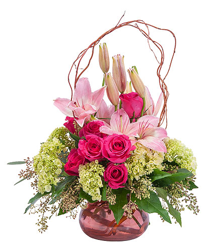 Oh, So Beautiful Blooms in Pickerington OH, Claprood's Florist