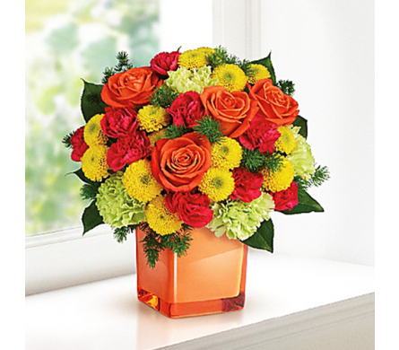 Citrus Smiles in Indianapolis IN, George Thomas Florist