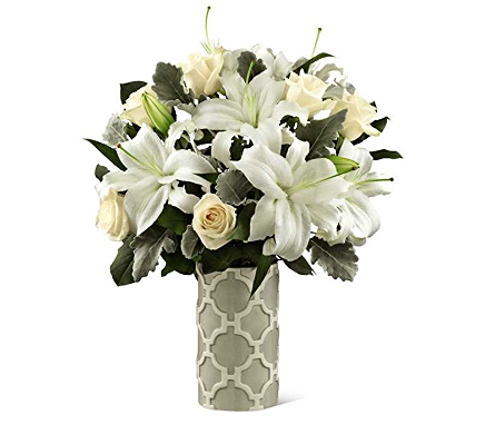 The FTD� Pure Opulence Luxury Bouquet in Elk Grove Village IL, Berthold's Floral, Gift & Garden