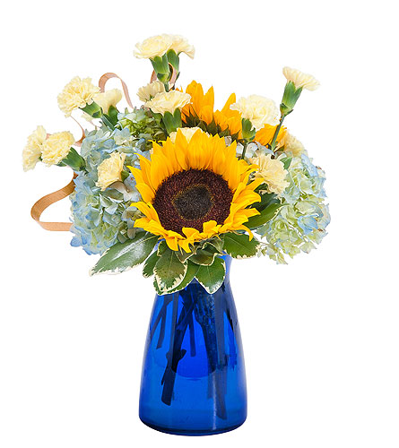 Good Morning Sunshine in Lockport NY, Gould's Flowers, Inc.