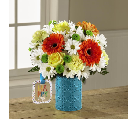 Happy Day Bouquet -Deluxe in Arizona, AZ, Fresh Bloomers Flowers & Gifts, Inc