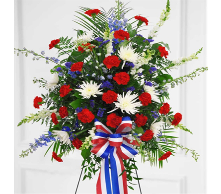 Old Glory in Indianapolis IN, George Thomas Florist