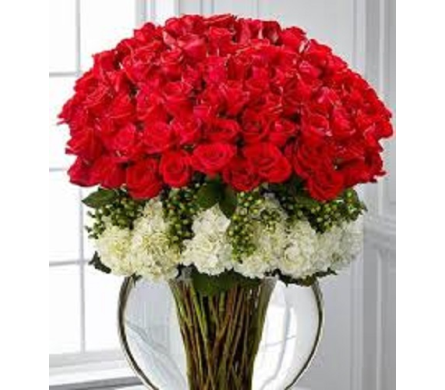 Lavish Luxury Rose  in Fairfax VA, Rose Florist
