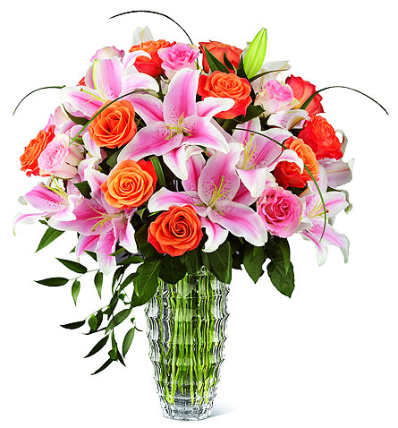Sweetly Stunning Lux Bouquet in Detroit and St. Clair Shores MI, Conner Park Florist