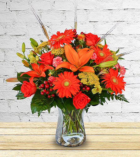 Amber Waves - Premium in Dallas TX, In Bloom Flowers, Gifts and More