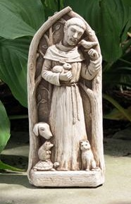 St. Francis Blesses the Animals in Perrysburg & Toledo OH  OH, Ken's Flower Shops