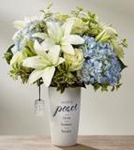 Sympathy Delivery Fond Du Lac WI - Haentze Floral Co