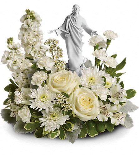 Teleflora's Forever Faithful Bouquet in Hamilton OH, Gray The Florist, Inc.