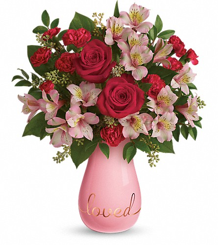 Teleflora's True Lovelies Bouquet in Summit & Cranford NJ, Rekemeier's Flower Shops, Inc.