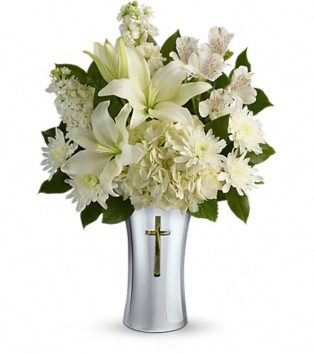 Teleflora's Shining Spirit Bouquet in Sherwood AR, North Hills Florist & Gifts