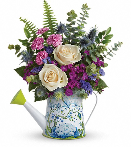 Teleflora's Splendid Garden Bouquet in Vernon Hills IL, Liz Lee Flowers