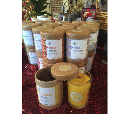 New Arrivals Seeking Balance Soy Candles in Moorestown NJ, Moorestown Flower Shoppe