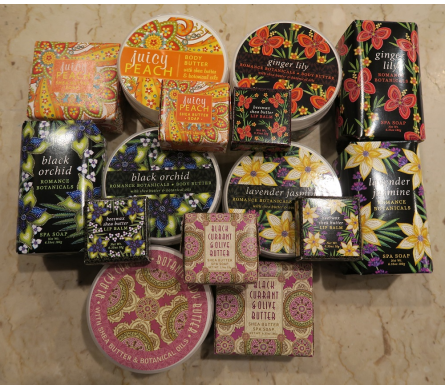 Soap Sets from Greenwich Bay Trading Co. in Princeton, Plainsboro, & Trenton NJ, Monday Morning Flower and Balloon Co.