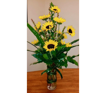 Sunny Skies in Naples FL, Gene's 5th Ave Florist