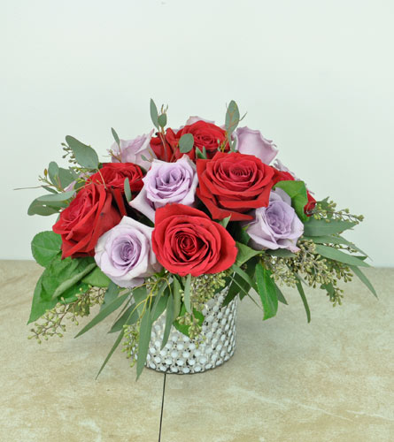 Teleflora 39 S Shining Heart Bouquet Florist In Provo Flower Delivery Turn Up The Heat On Your Relationship With This Sizzling
