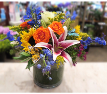 Floral Embrace in Princeton, Plainsboro, & Trenton NJ, Monday Morning Flower and Balloon Co.